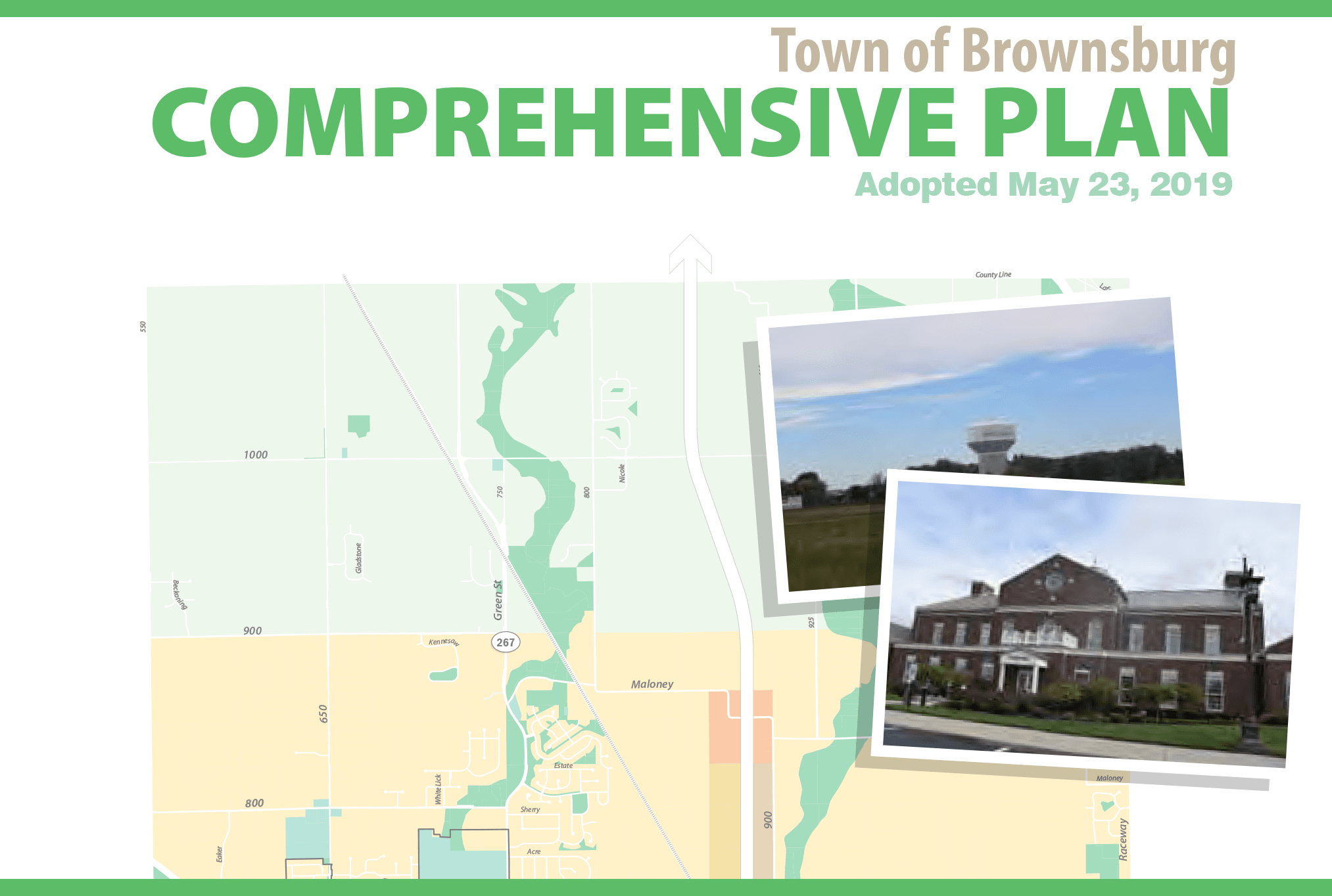 Town of Brownsburg Comprehensive Plan